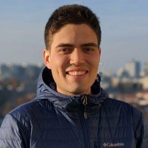 Samuel Plazas Master Photonics VUB