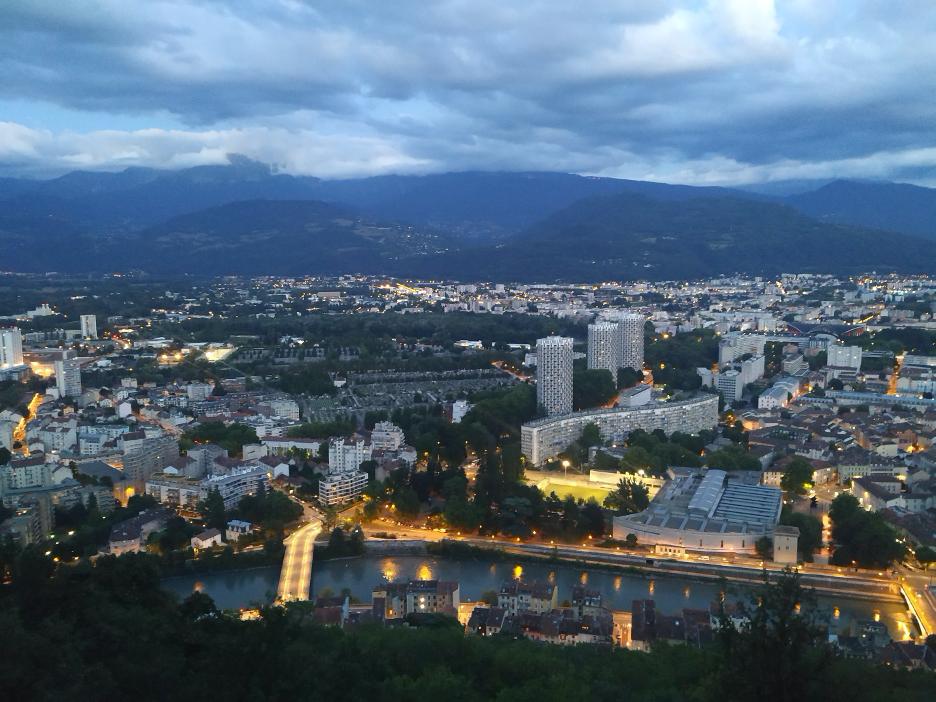 Master in Photonics Engineering Tanvi Pradhan Photonics Internship Grenoble city