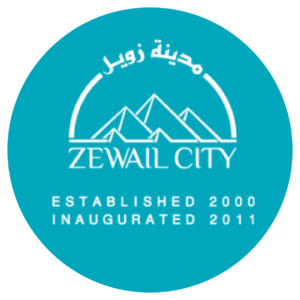 Zewail City University logo