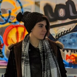Nuria Solerdelcoll Vila Master Photonics VUB student