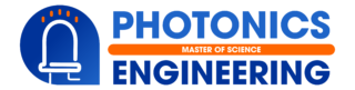 Master of Science in Photonics Engineering logo