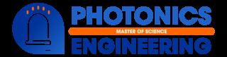 Master of Science in Photonics Engineering logo