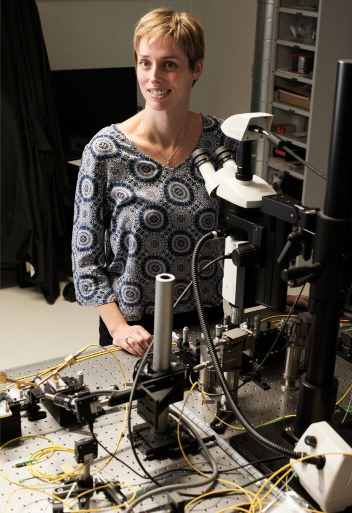 Prof. Nathalie Vermeulen Master of Science in Photonics Engineering Student VUB-03